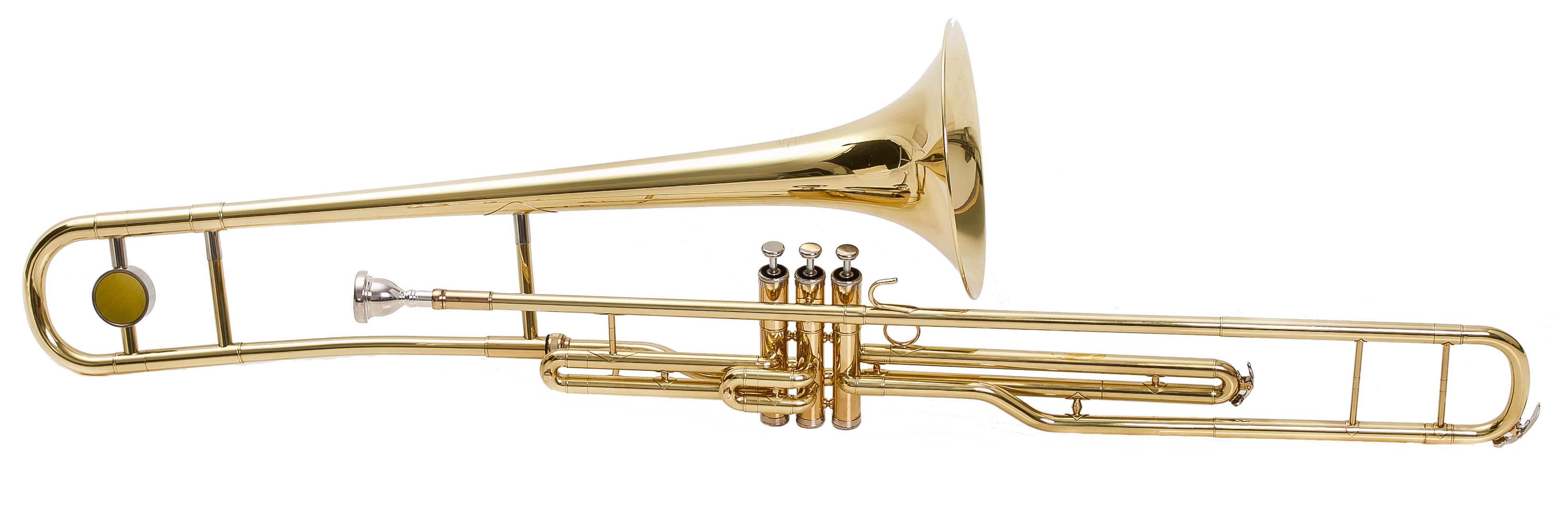 Trombone Pisto HTTC-25L Do