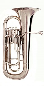 Euphonium 4 Pistos HBB-50N Sib