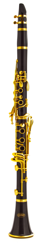 Clarineta HCL-25G Sib