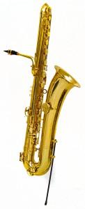 Sax Baixo HDBS-25L Sib