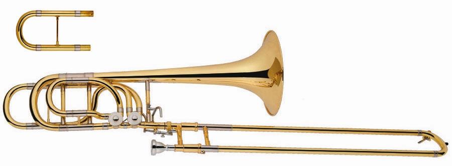 Trombone Vara HTBV-50L Sib/Fa/Mib/Sol/Re