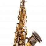Sax Soprano Curvo HSC-25B Sib