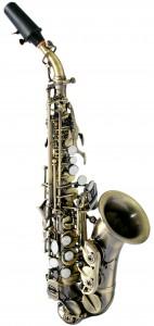 Sax Soprano Curvo HSC-25EN Sib