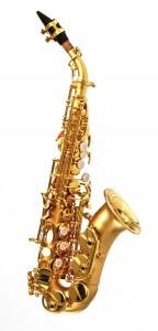 Sax Soprano Curvo HSC-25JO Sib