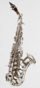 Sax Soprano Curvo HSC-25N Sib