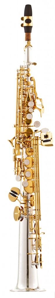 Sax Soprano HSS-25PG Sib