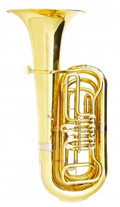 Tuba Sinfônica HTBS-25L Sib