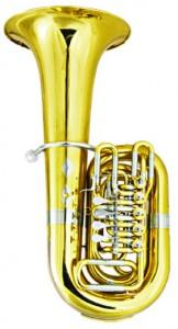 Tuba Sinfônica HTBS-50LC Do