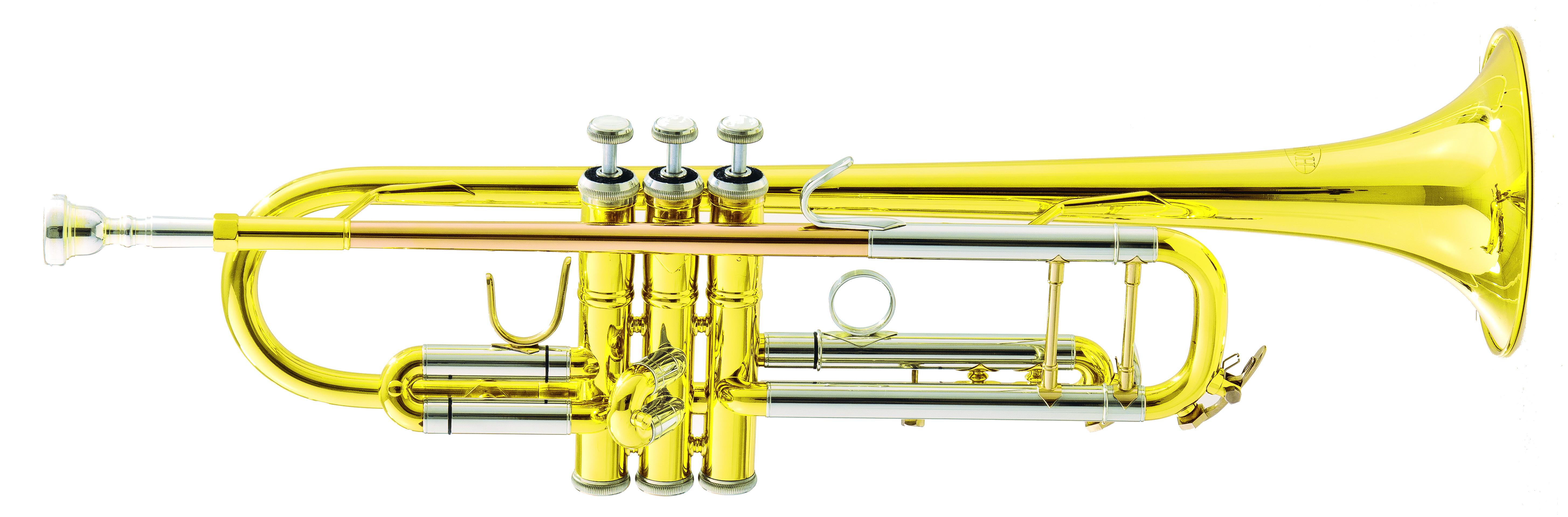 Trompete HTR-50A4 Sib
