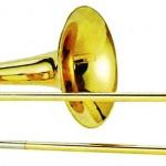 Trombone Vara HTVR-50L Sib/Fa