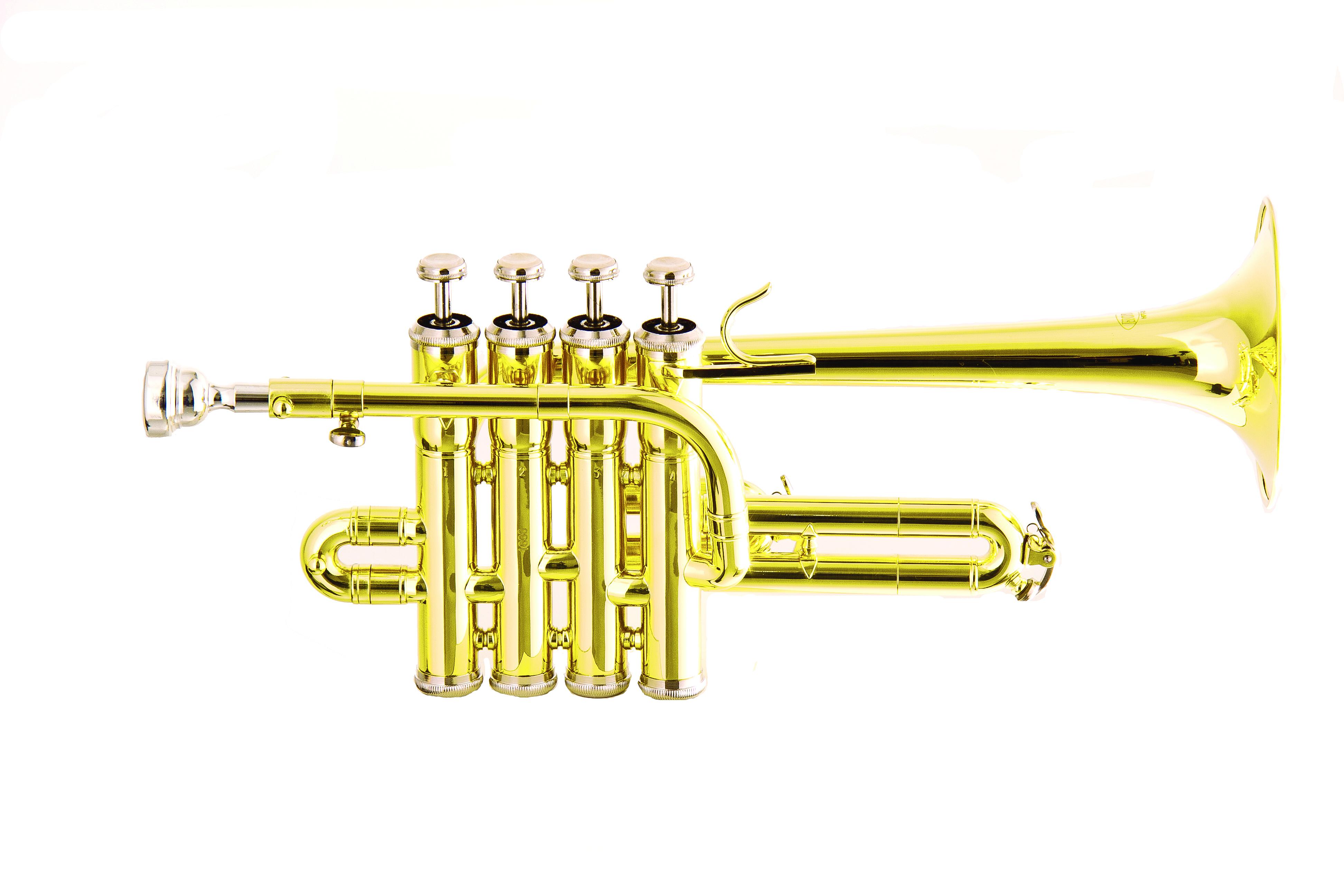 Trompete Piccolo HPT-25L Sib