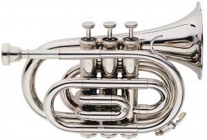Trompete Pocket HTP-25N Sib